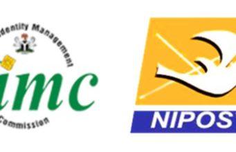 NIMC and NIPOST logos