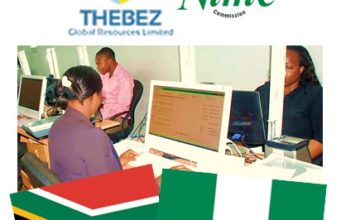 NIMC & Thebez Global Resources Diaspora Enrolment in South Africa