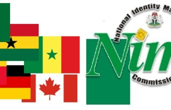 NIMC NIN enrolment in Saudi Arabia, African countries, Germany and Canada