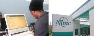 Enrolment at NIMC
