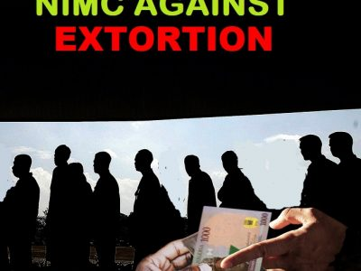 NIMC Against Extortion