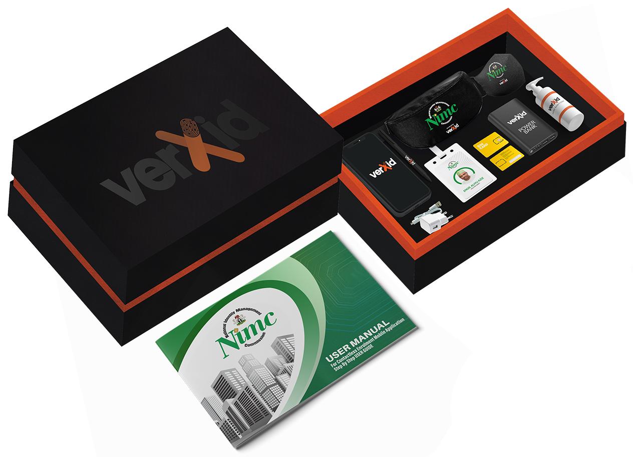Mobile Contactless Enrolment Kit