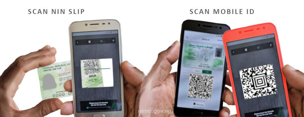 Verifying digital ID